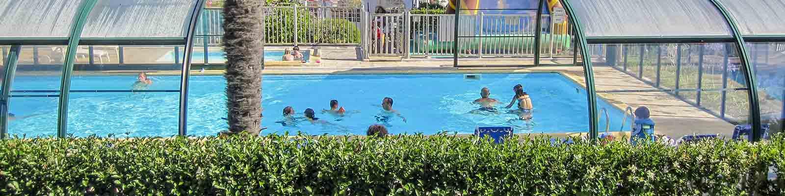 Camping avec piscine Bretagne