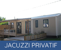 Location mobil home confort en Bretagne