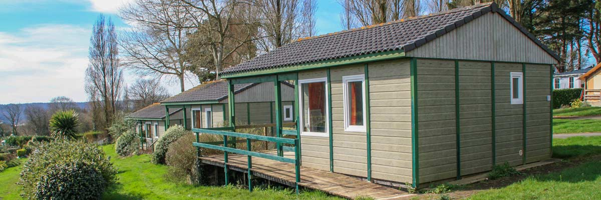 camping location chalet pmr cote d'armor
