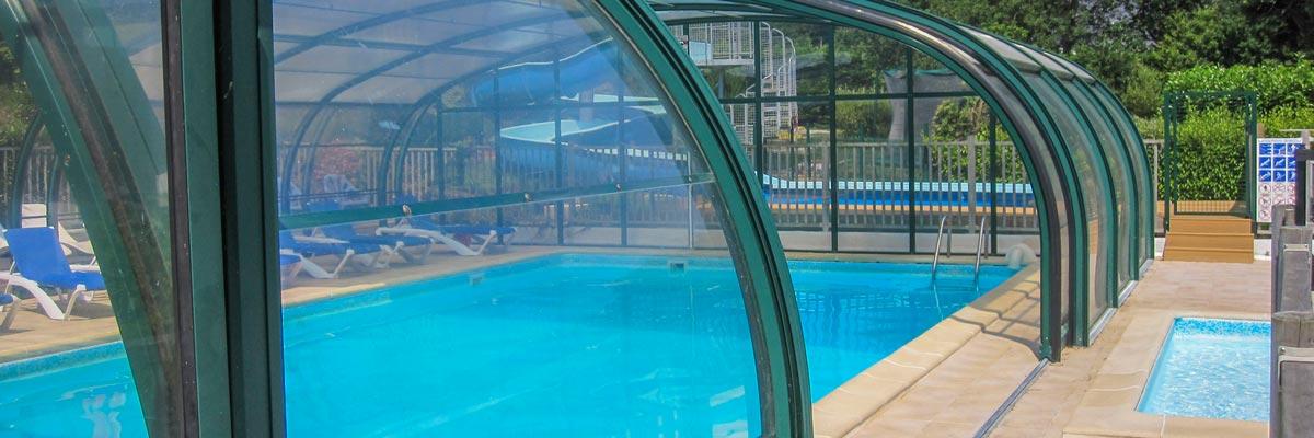camping loisirs piscine bretagne