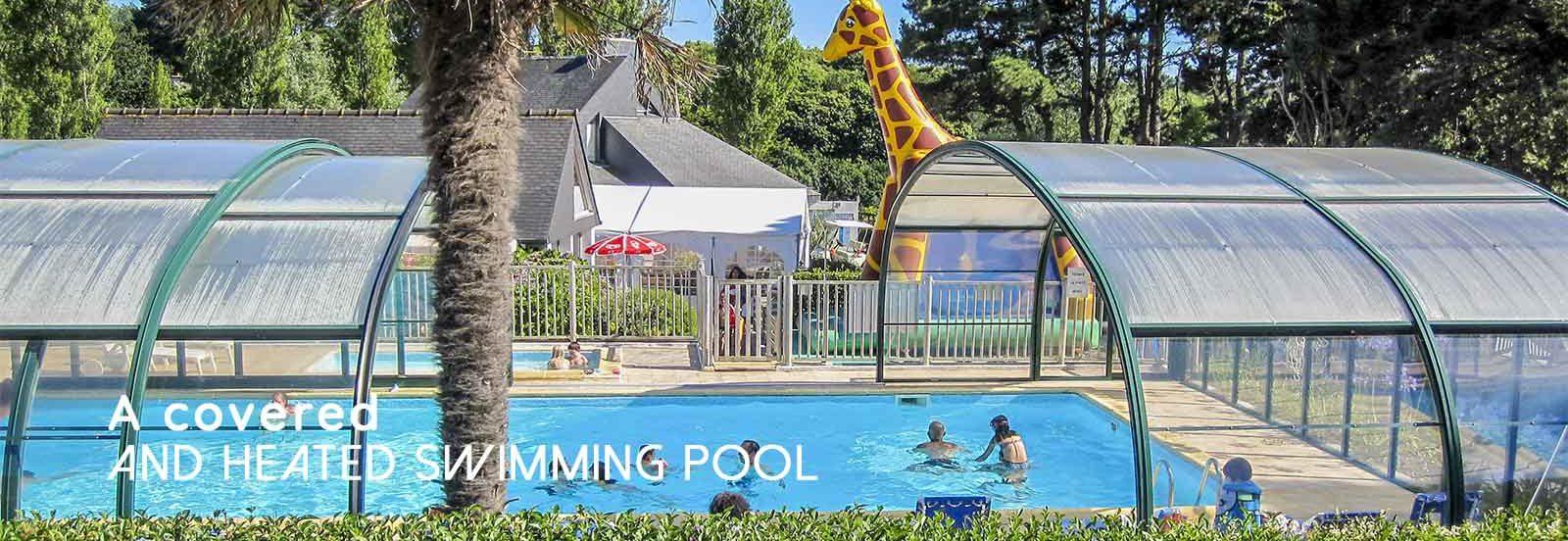camping 4 étoiles piscine bretagne