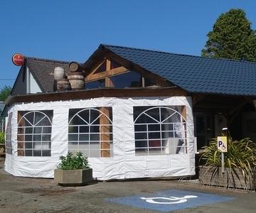 camping bar bretagne